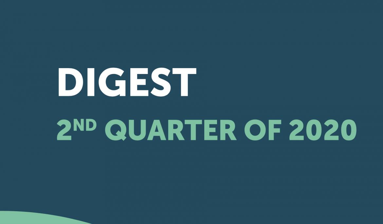 AGPU Digest 2nd Quarter 2020