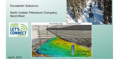 Salt Tectonics in the Timan Pechora Basin, NW Russia