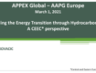 AAPG Presentation by George Kovacic at APPEX Global